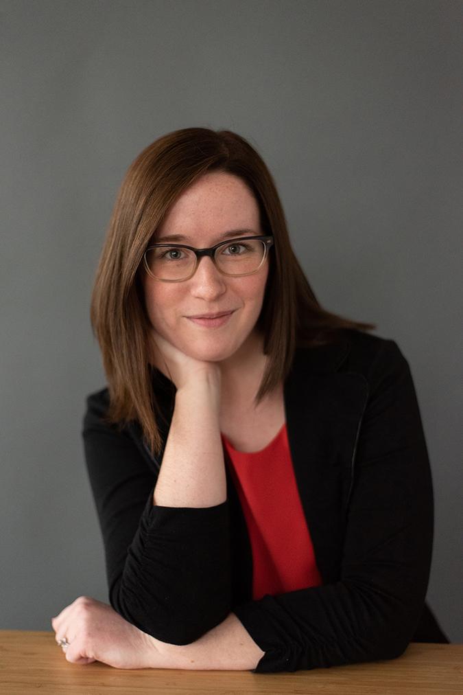 Caroline Bliss Larsen, book designer